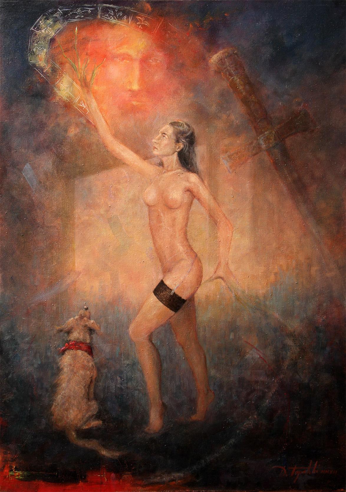Akademski umetnik Darko Topalski, umetnost, slikarstvo, prodaja slika