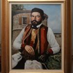 Petar I Petrovic-Njegoš, 60x45cm, Ulje na platnu, umetnik Darko TOPALSKI