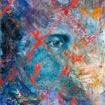 U Pozadini - 30x20cm, Ulje, Umetnik Darko Topalski