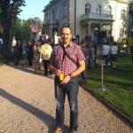 Darko Topalski na Proslavi 4. jula, Dana Nezavisnosti Američka Ambasada Beograd, Srbija