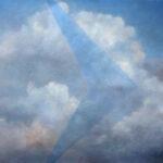 Umetnička slika - T3RB - NLO - 50x60cm Ulje na platnu - umetnik Darko TOPALSKI