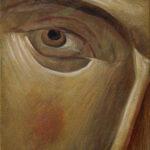 Православна Икона - Богородица - уље на платну - уметник Дарко Топалски