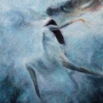 San o Slobodi - Umetnička slika 60x50cm Ulje na platnu - umetnik Darko TOPALSKI